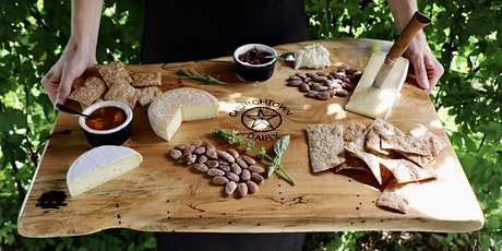 Cheese Tastings in the Garden tickets
