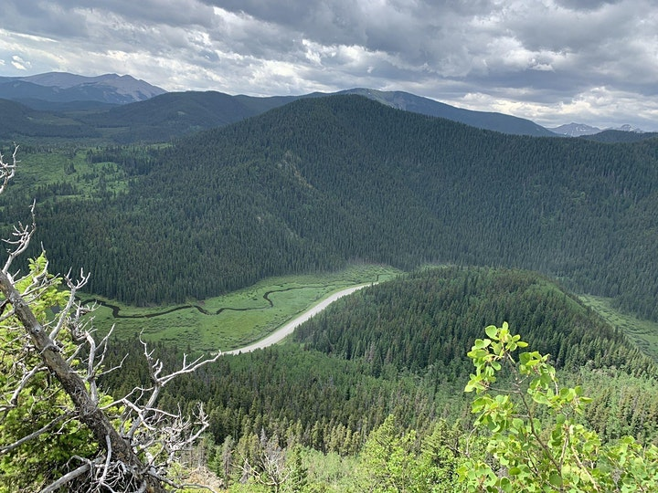 Intermediate Guided Hike Deer Ridge image