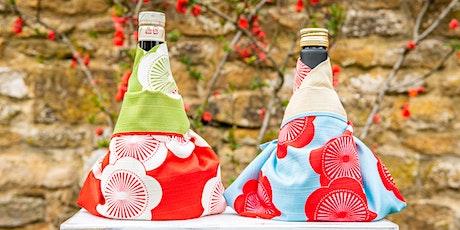 Japanese Sake Tasting & Furoshiki: Featuring Sake Sommelier tickets