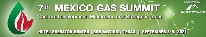 7th Mexico Gas Summit 2021 - San Antonio image