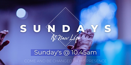 Sunday Morning at New Life (10:45 AM Service) tickets
