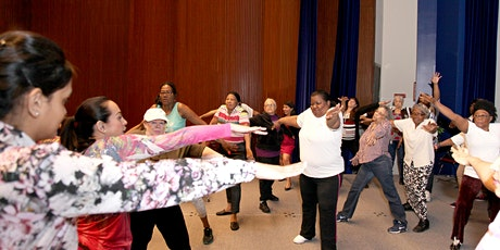 Moving for Life DanceExercise for Health with Queens Public Library tickets