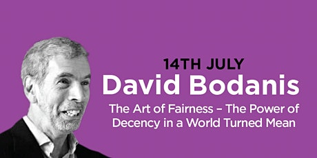 PHLS 2021: David Bodanis on 'The Art of Fairness' tickets