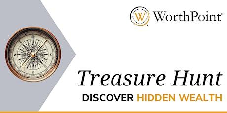 Treasure Hunt With WorthPoint in Atlanta - Scott's Antique Market tickets