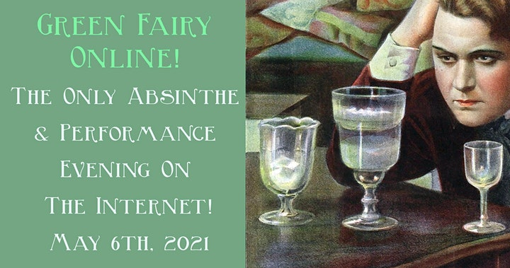 Green Fairy Online May 6th! image