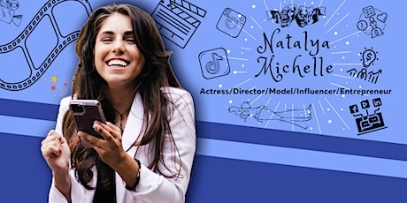 Social Media, Business & Stocks Workshop with Natalya Michelle tickets