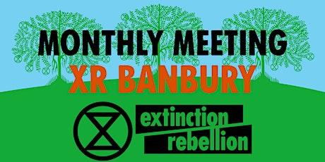 XR Banbury Group Meeting Apr2021 tickets