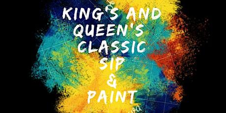 Define Beautiful Arts Sip & Paint tickets