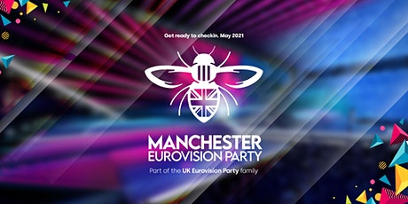 Manchester Eurovision Party 2021 - Grand Final tickets