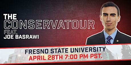 The CONSERVATOUR Feat. Joe Basrawi @ Fresno State University tickets
