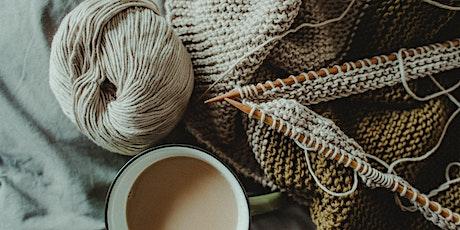Beyond Basics: Advanced Knitting tickets