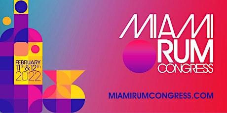 Miami Rum Congress 2022 tickets