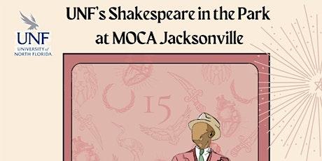 UNF Shakespeare presents: J. Caesar biglietti