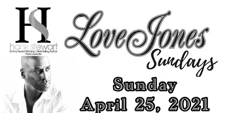 Hank Stewart's Love Jones Sundays tickets