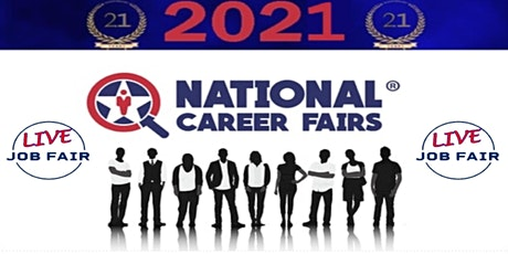 HOUSTON LIVE CAREER FAIR AND JOB FAIR- May 26, 2021 tickets