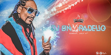 DJ Snoopadelic - 4th of July Party tickets