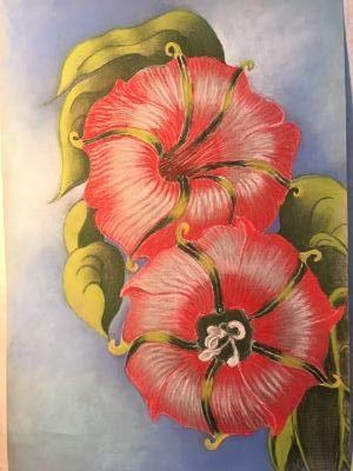 Pastel Painting with Greg Maichack: The Georgia O' Keeffe Workshop image