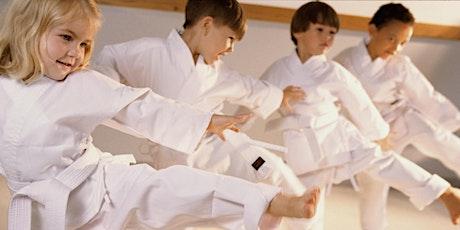 Pre School Karate Trial Lesson tickets