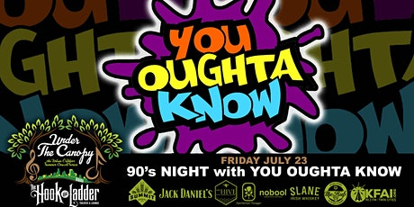 90s Night with You Oughta Know tickets