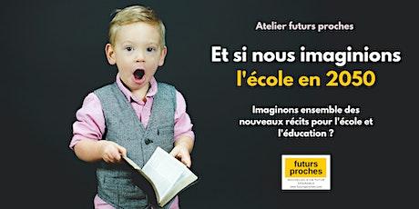 Et si nous imagions des nouveaux récits pour l'école et l'éducation ? billets
