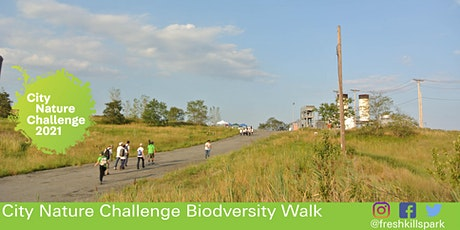 City Nature Challenge Biodiversity Walk tickets