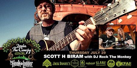 Scott H. Biram with guest DJ Rock The Monkey tickets