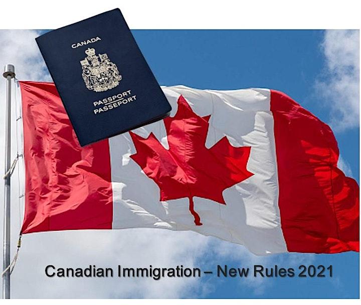 加拿大移民講座 - 線上版 image