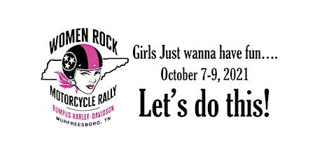 Women Rock Rally 2021 tickets