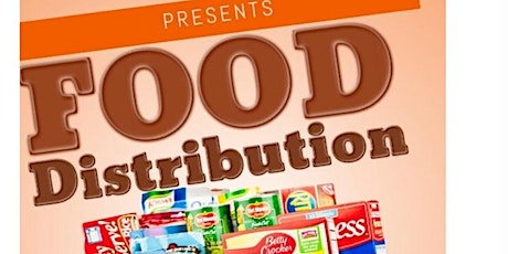 Community Food Distribution! For One & For All! tickets