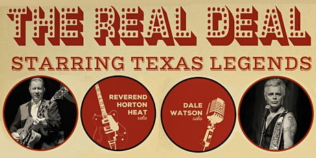 Reverend Horton Heat (SOLO) with Dale Watson (SOLO) tickets