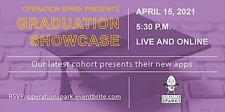 Operation Spark | Cohort N Graduation Showcase | April 15 tickets