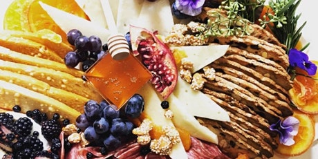 Earth Day Wine Tasting & Charcuterie Cheese Board Workshop tickets