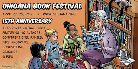 Advice for a Better Life at the Ohioana Book Festival tickets