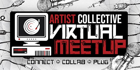 Artist Collective Virtual Meetup - Online Music Industry Networking tickets