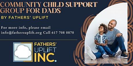 Community Child Support Group for Dads tickets