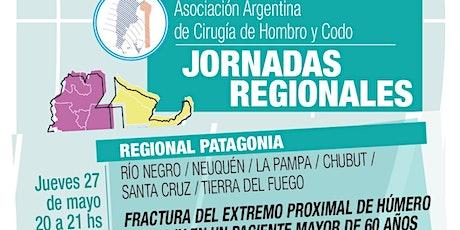 ASOCIACIÓN ARGENTINA DE HOMBRO Y CODO - Jornada Regional PATAGONIA entradas