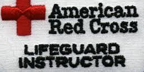 American Red Cross Lifeguard Instructor/Trainer Review tickets