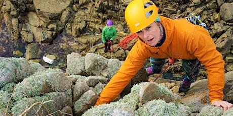 Surviving Sea Cliff Climbing Adventures tickets
