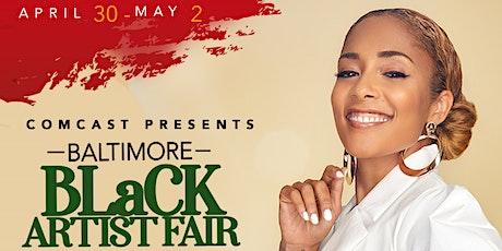 2021 Baltimore Black Artist Fair Workshops tickets