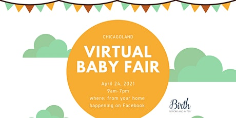Chicagoland Virtual Baby Fair tickets