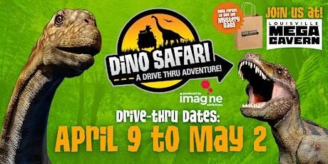Dino Safari tickets