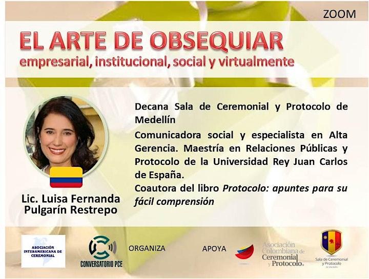 Imagen de EL ARTE DE OBSEQUIAR EMPRESARIAL, INSTITUCIONAL, SOCIAL Y VIRTUALMENTE