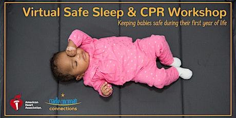 Hamilton County Safe Sleep & Infant CPR Workshop tickets