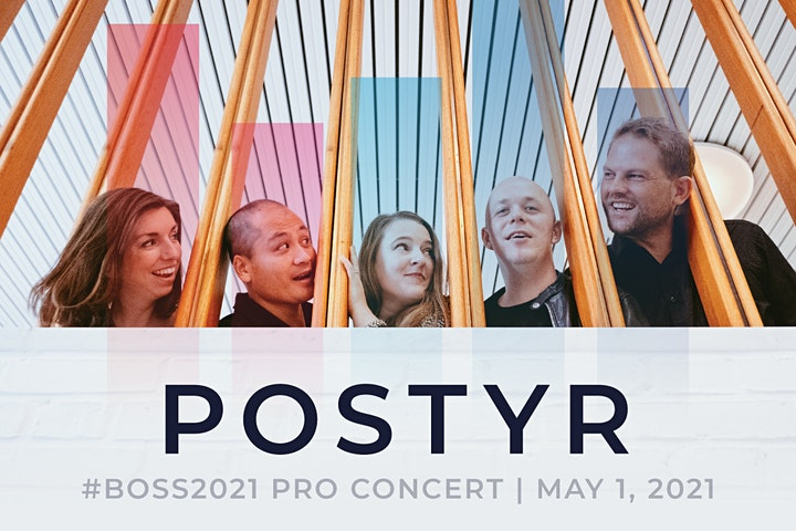 Virtual Event: Boston Sings [BOSS] A Cappella Festival 2021 image
