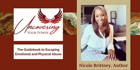 "Touchstone Topic: Nicole Brittney, Author ""Uncovering Your Power"" tickets"