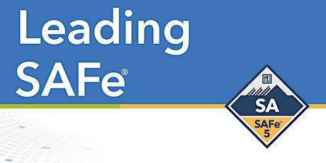 Leading SAFe (SA) - Curso Online en Español boletos