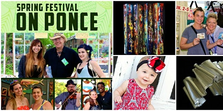 Spring Festival on Ponce 2021 tickets