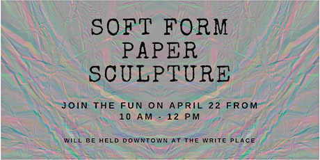 Soft Form Sculpture Class tickets