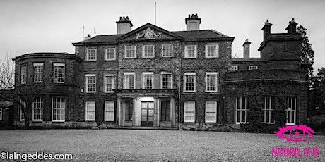 Bishton Hall Stafford Ghost Hunt Paranormal Eye UK tickets