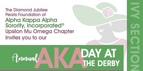 Annual AKA Day at the Derby - Virtual tickets